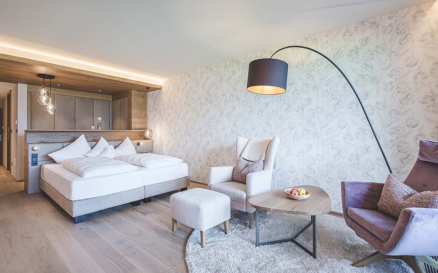 Dorf Tirol Hotel Juniorsuite